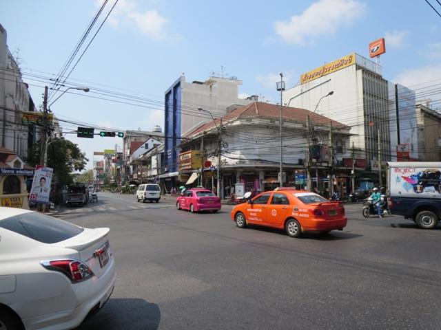Bangkok Trafic